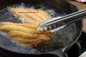 How to make fish fry
