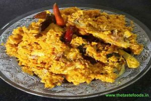 how to cook muri ghonto