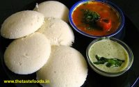 How to make idli