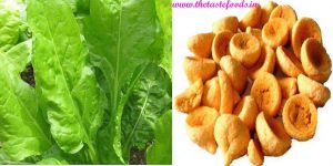 Spinach recipe with pills